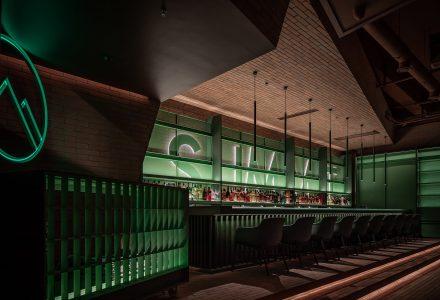 常州·SUMMIT BAR酒吧设计 / 三厘社triostudio