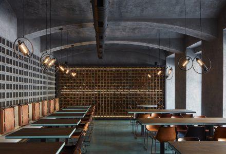 捷克·Gran Fierro主题餐厅设计 / Formafatal