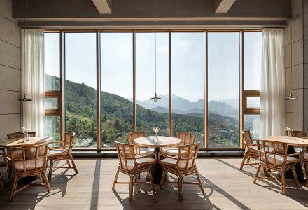 浙江温州·虎头山咖啡馆设计 / 慢珊瑚设计