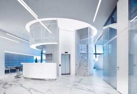 俄罗斯·加加林机场VIP休息室设计 / VOX Architects