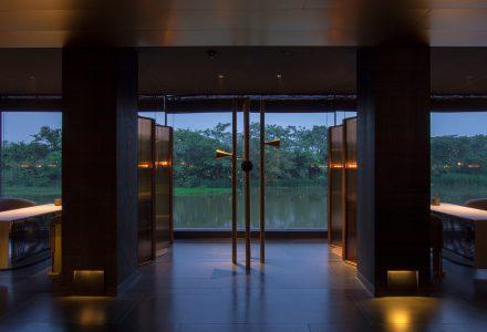 """杭州·""""木守西溪""""酒店照明设计 / PROL光石"""