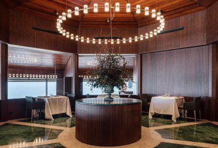 西班牙·Akelarre酒店餐厅设计 / Mecanismo