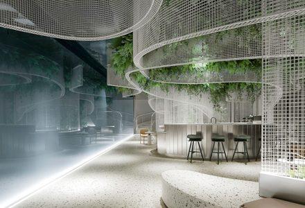 福州·万科金域时代营销中心&咖啡馆 / 峻佳设计