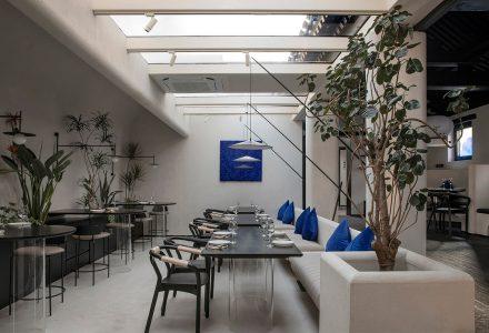 """北京·""""渔芙南""""隐海私厨餐厅设计"""