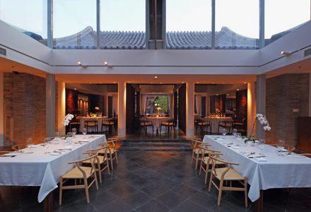 """北京·""""京兆尹""""素食餐厅设计 / 非常建筑"""