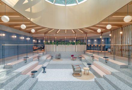 上海·嘉里中心多功能共享办公空间设计 / Linehouse