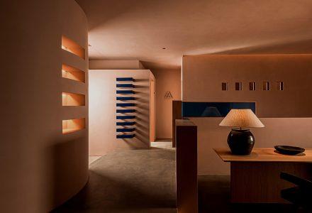 """杭州·""""蓝山Cafe&bar""""西餐厅设计 / 设谷空间设计"""
