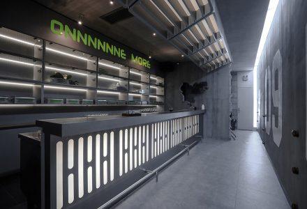 杭州·onnnnnne more酒吧设计 / 或者设计