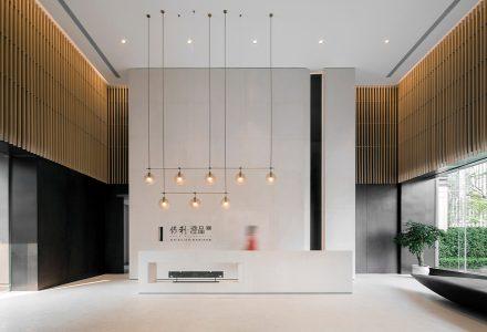 """杭州·""""保利澄品""""销售中心照明设计 / PROL光石"""