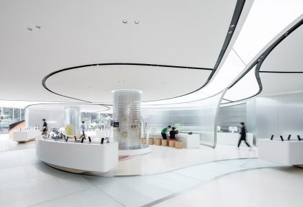 广州·OPPO超级旗舰店设计 / UNStudio