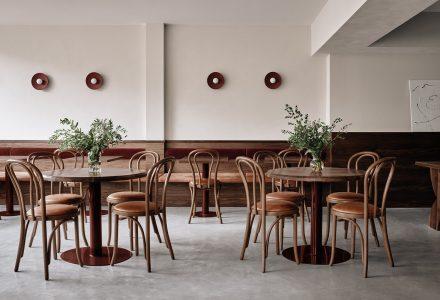 蒙特利尔·CHEZ TETA咖啡厅设计 / IVY Studio