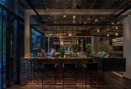 上海·Le Coq酒吧餐厅设计 / RooMoo