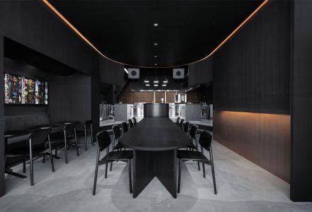 东京·Burnside艺术烹饪复合餐厅 / Snøhetta&小大建筑