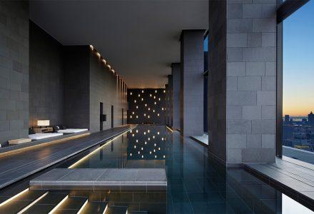 """日本东京·""""安缦AMAN""""精品度假酒店 / Kerry Hill"""