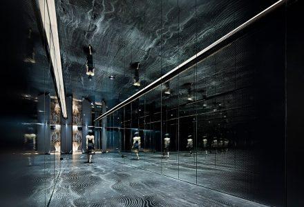 """深圳·""""C Future Lab-中洲未来实验室""""复合空间设计"""