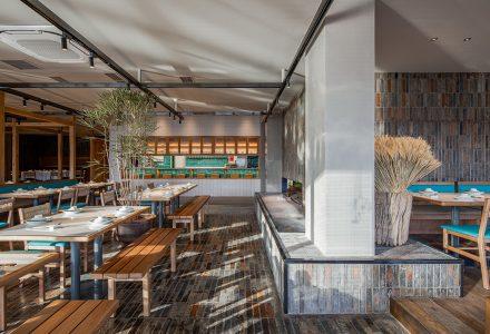 """北京·""""0776食堂""""特色餐厅设计 / IN.X屋里门外"""
