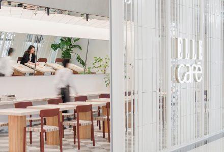 """北京·""""新时尚""""咖啡馆设计 / OFFICE AIO"""