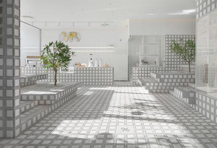泰国曼谷·%Arabica咖啡店设计 / Studio Precht