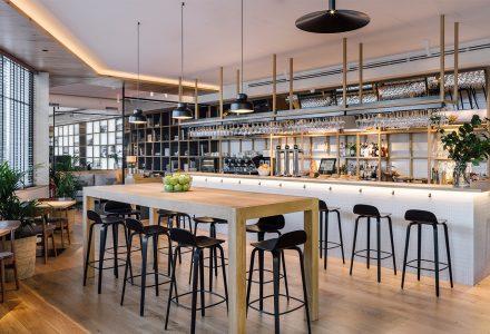 西班牙马德里·La Maruca餐厅设计 / ZOOCO ESTUDIO