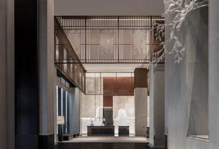 东莞·洲际酒店设计 / CCD
