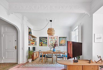 西班牙·JESUSAS住宅改造设计 / Bodegón Cabinet