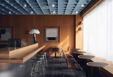 伦敦·Maido日料餐厅设计 / Child Studio