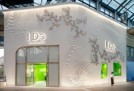北京·I Do品牌珠宝店设计 / 非静止建筑