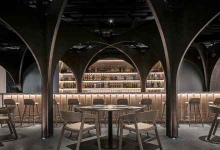 北京·SOMESOME创意酒吧餐厅设计 / MARS Studio