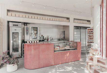 墨西哥·Odette面包店设计 / Naso
