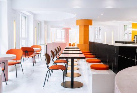 西班牙马德里·Bienvenir酒店改造设计 / Wanna