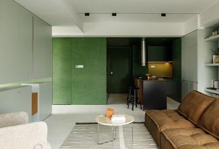 北京·F公寓设计 / 吾隅