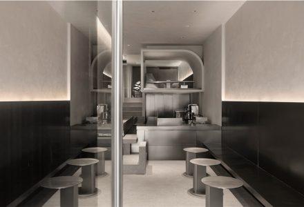 杭州·SHOYO ART LIFE奶茶店设计 / 构造空间