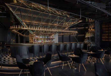合肥·PLUTO BAR酒吧设计 / 三厘社